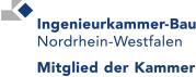 GMtec ist MItglied der Ingenieurkammer-Bau Nordrhein-Westfalen